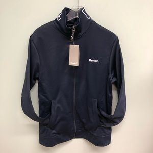 Bench | Men's Zip Up Jacket | Navy